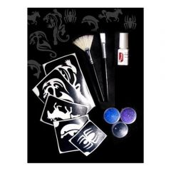 Boys Glitter Tattoo Kit