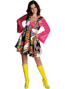 70'S Dress Huren