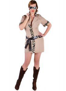 Kostuum Safari Girl Huren