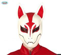 Latex Drift fox masker