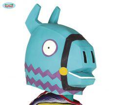 Latex masker lama llama
