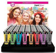 Neon Pastel Paint