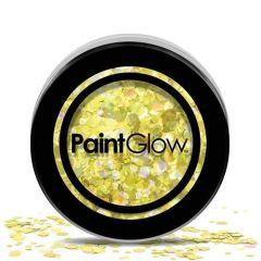 Chunky Glitter Shaker Goud