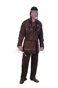 Kostuum Indiaan Huren
