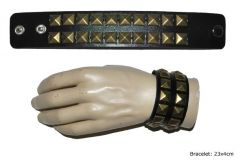 Armband Metalen Studs