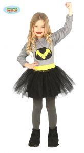 Bat Girl Kostuum 7-9 Jaar