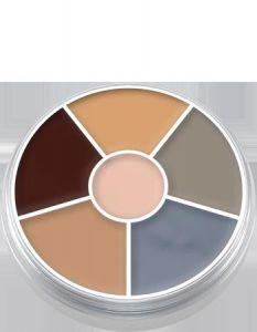 Cream Color Circle Corpse