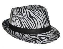 Hoed Zebra