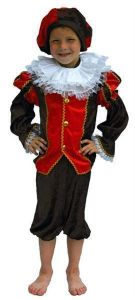 Kostuum Zwarte Piet Voor Kinderen