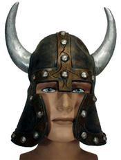 Latex Helm Viking Horens Te Koop