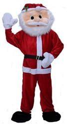 Mascotte Kerstman Huren