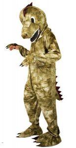 Mascotte Kostuum Dino