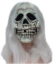 Masker Doodshoofd Met Haar