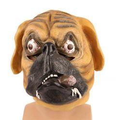 Masker Hond Met Sigaar