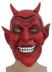 Masker Rode Duivel