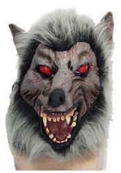 Masker Weerwolf Met Rode Ogen