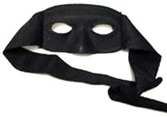 Masker Zorro Met Linten