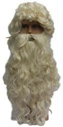 Pruik En Baard Sinterklaas A