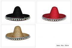 Sombrero 35cm