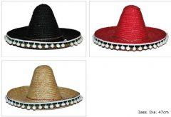 Sombrero Mexico Met Bolletjes
