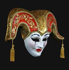 Venetiaans Masker Jolly Bell