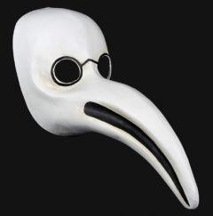 Venetiaans Masker Naso Peste Cera