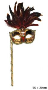 Venetiaans Masker Stock Rustica