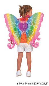 Vleugels Vlinder Regenboog