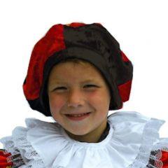 Zwarte Pietenmuts Voor Kinderen