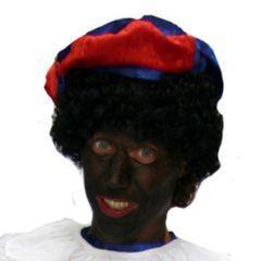 Zwarte Pietenmuts Vor Volwassenen