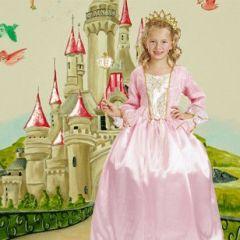 Verkleedkoffer Prinsessen (Groot)